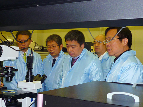 Image of the lab tour