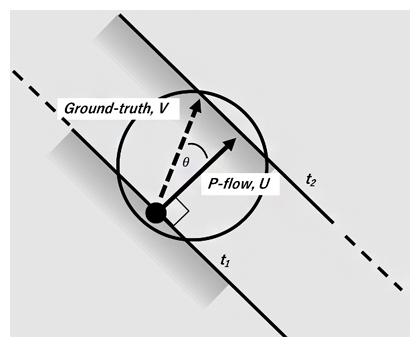 開発したアルゴリズムが計算する動きの図