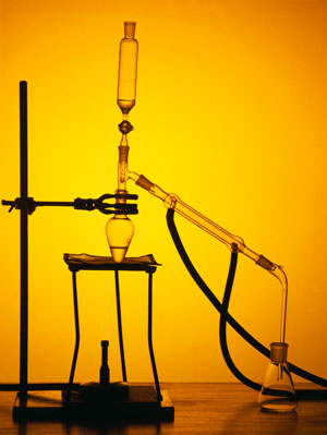 Image of equipment for organic synthesis